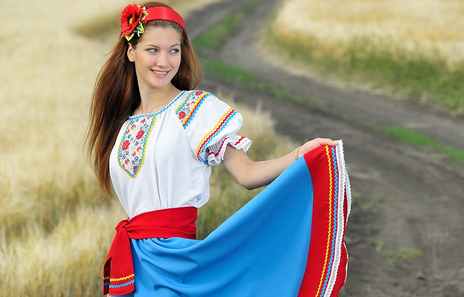 Ukraine ladies