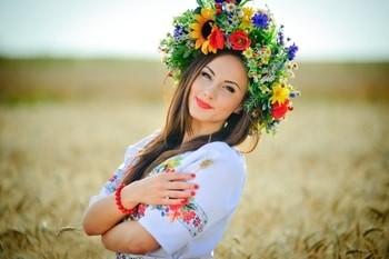 Frauen aus der Ukraine treffen
