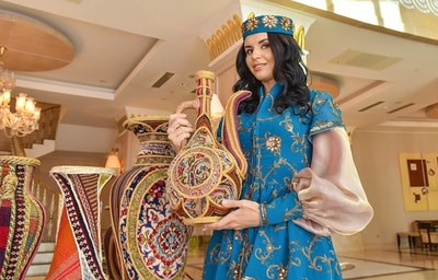 Kazakhstan women