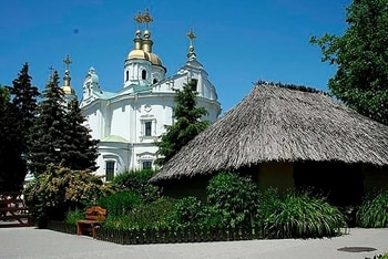 What to see in Poltava