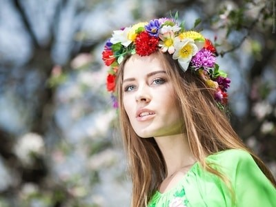 Why are Ukrainian women so beautiful?