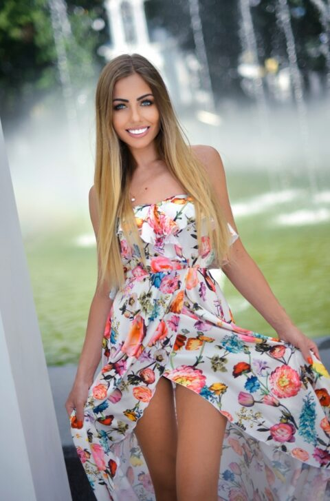 Irina from Kharkov, Ukraine