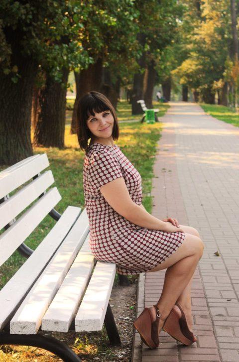 Vera aus Zaporozhye, Ukraine