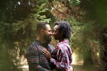 interracial Couple Online