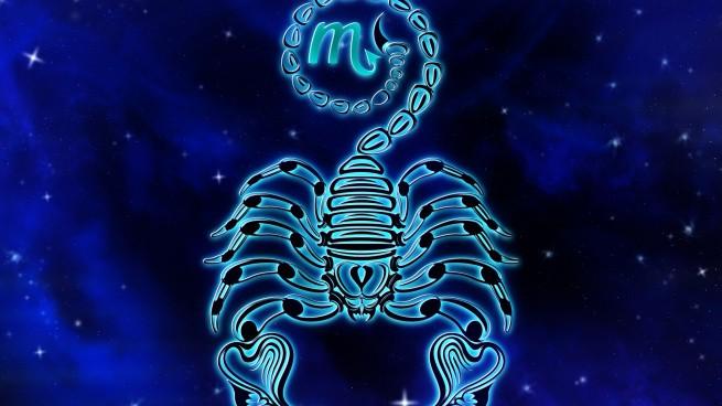 Jahreshoroskop für Skorpion