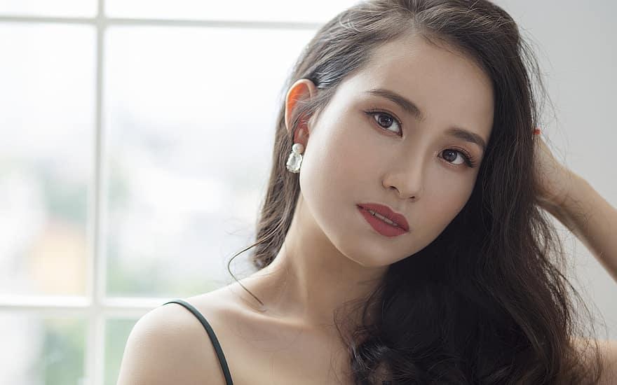 Russian Asian girls