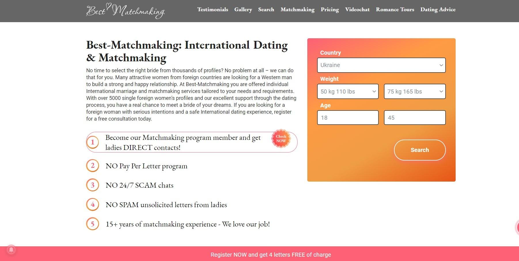 legitimate dating site
