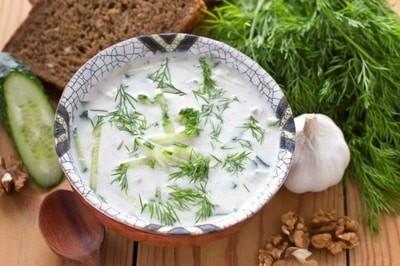 Bulgarian soup