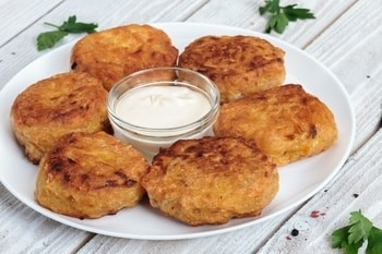 Potato pancakes – deruny