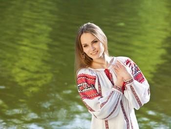Frau aus der Ukraine kennenlernen