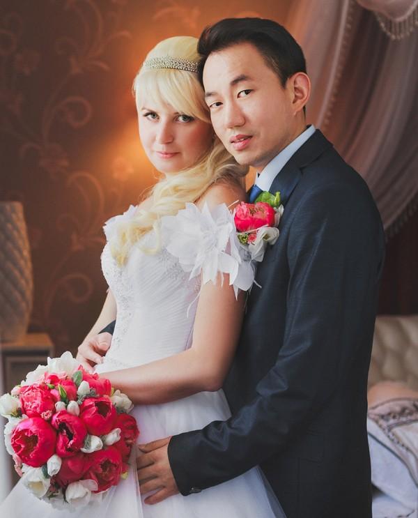 Ukrainian women & Asian men