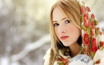Russian woman for dating