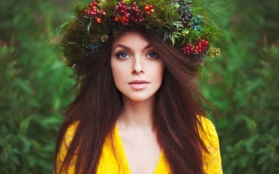 single Ukrainian bride
