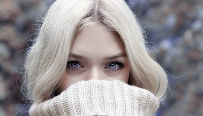 single Ukrainian woman