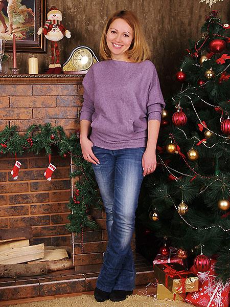 Valentina from Minsk, Belarus