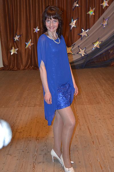 Anna aus Minsk, Belarus