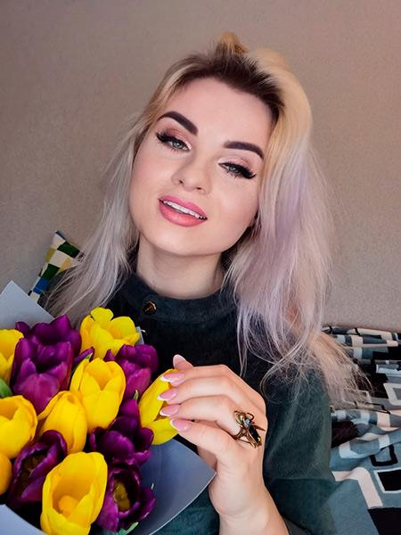 MARINA from Minsk, Belarus