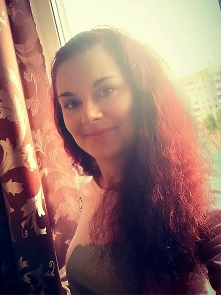 ALINA from Gorki, Belarus