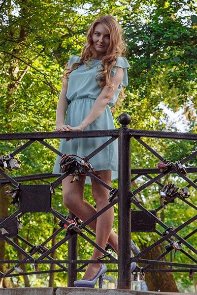 MARIYA from Smolevichi, Belarus
