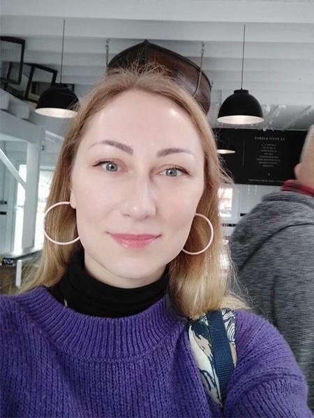 EKATERINA from Gomel, Belarus
