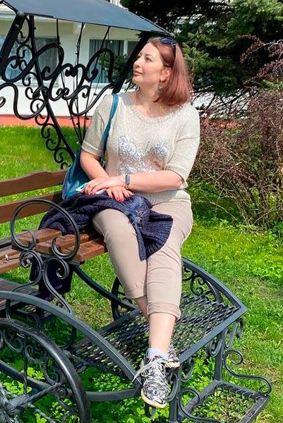 EVGENIYA from Minsk, Belarus