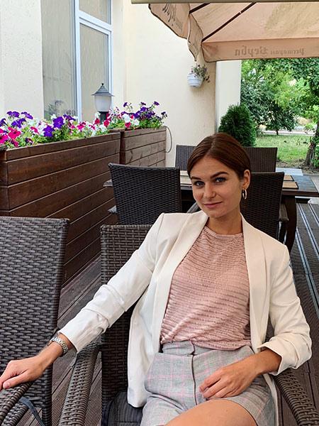 SOFYA from Minsk, Belarus