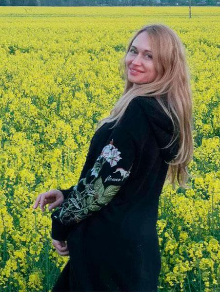 OLGA from Ratomka, Belarus