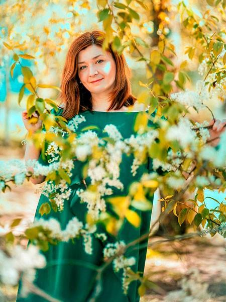 IRINA from Baranovichi, Belarus