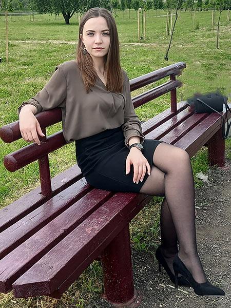ANASTASIYA from Minsk, Belarus