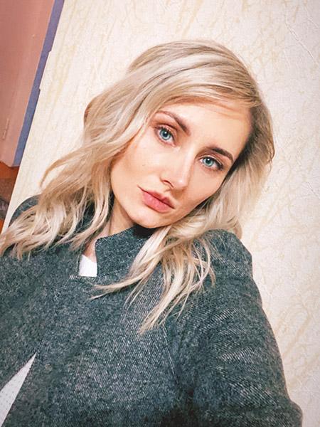 KATERINA from Mogiliov, Belarus