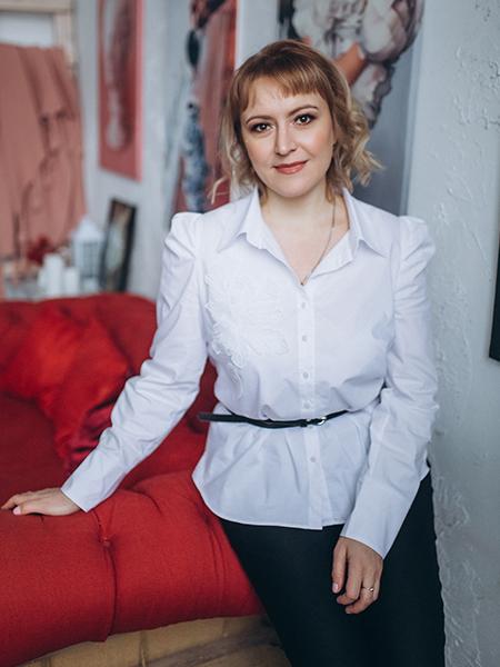 OLGA from Borisov, Belarus