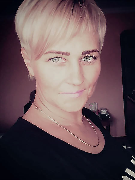 ELENA from Grodno, Belarus