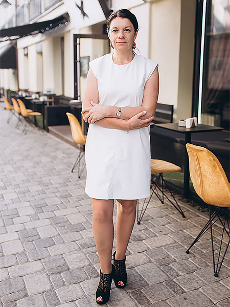 MARGARITA from Minsk, Belarus