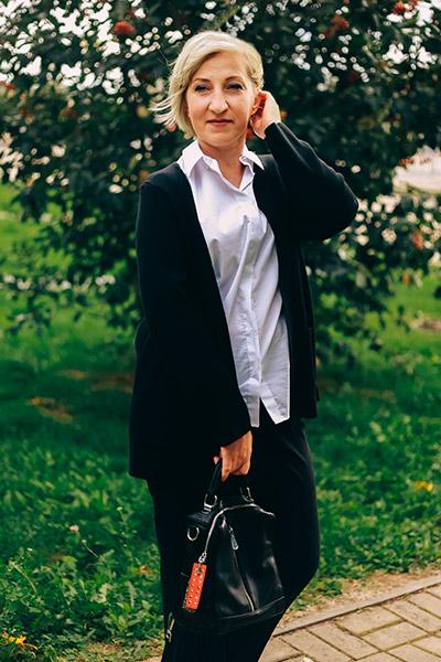 OLGA from Orsha, Belarus